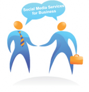 social media services for business