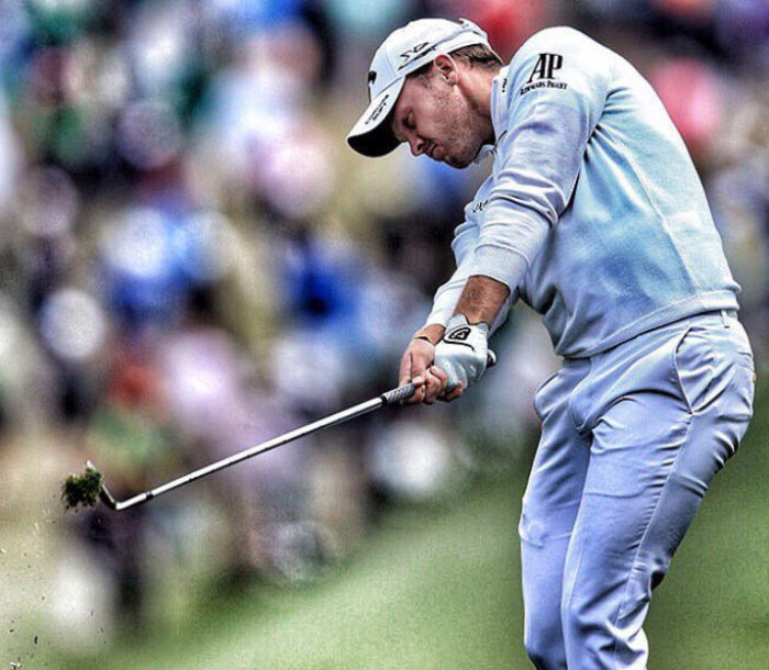 Danny Willett Golfer