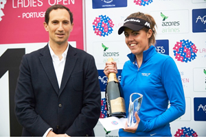 Meghan MacLaren, golf, Azores Ladies Open
